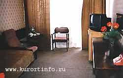 Пятигорский санаторий им. С.М. Кирова