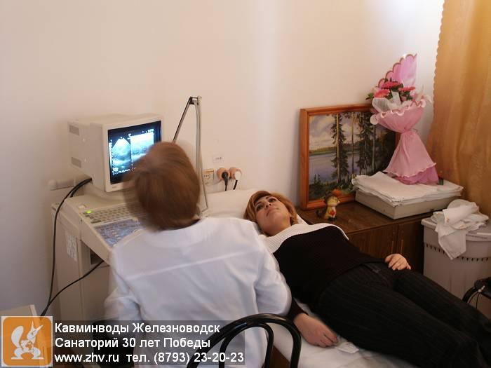 Санатории для лечения панкреатита